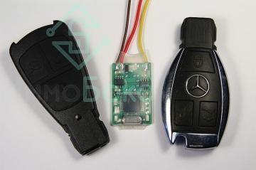 Эмулятор Mercedes