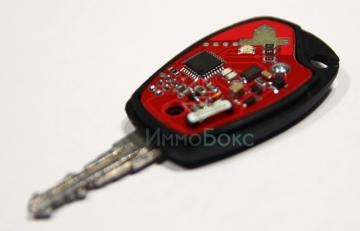 Ключ шпион PCF 7936 SPY