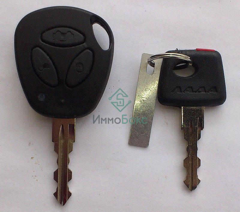 как сделать второй комплект ключей на авто
