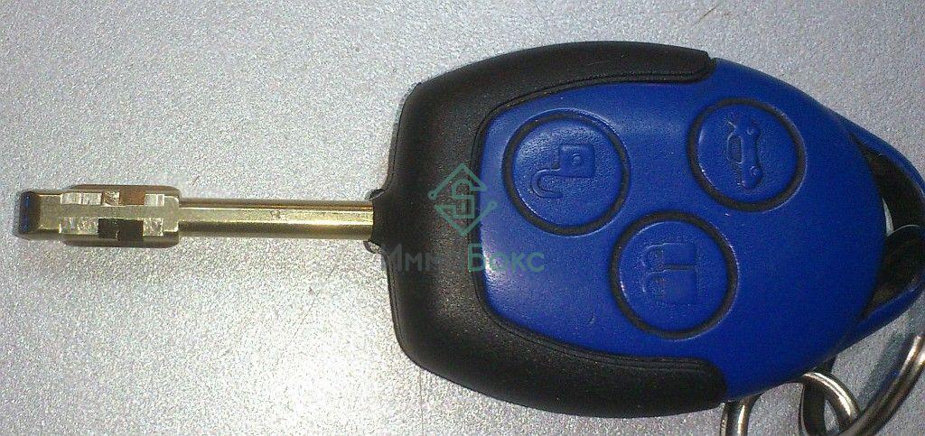 Как сделать ключи на форд транзит