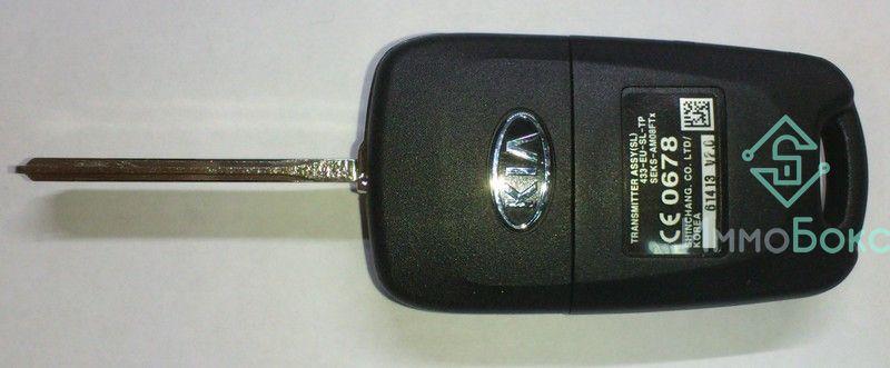 как открыть машину без ключа киа спортейдж