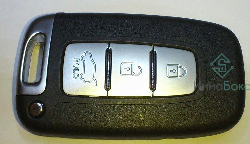 как разобрать ключ киа сид 2009