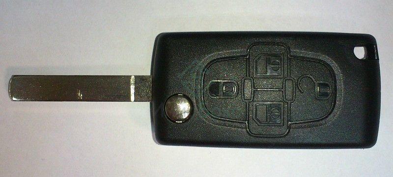 Ключи для ремонта пежо