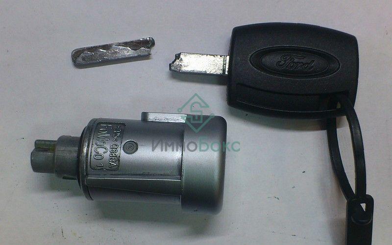 Замена личинка зажигания форд фокус фото 294-836